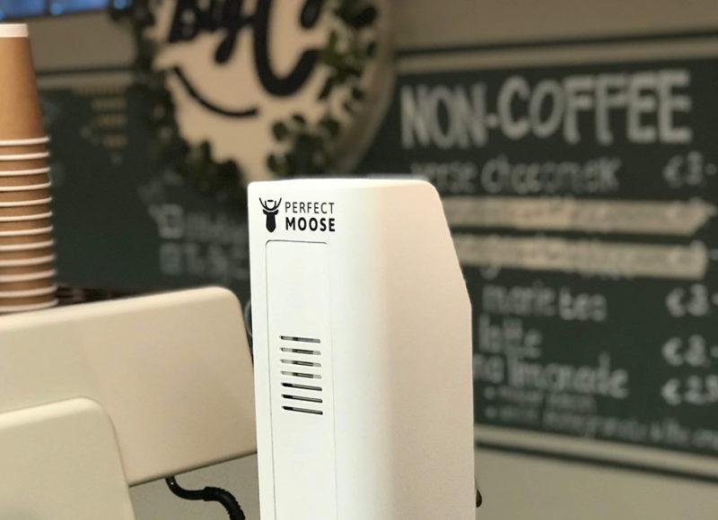 Big C Coffee   foam