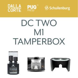 DC Two + M1 + tampbox