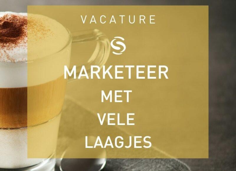 Vacature marketeer