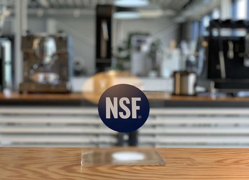 NSF certificaat